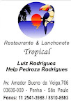 Restaurante Tropical.