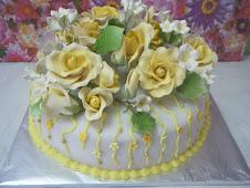 fondant kek