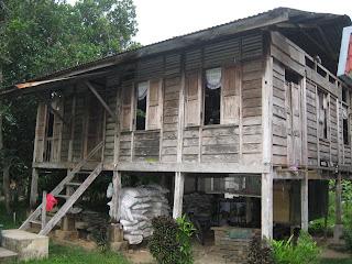 Rumah Peninggalan Arwah Tok & Tok Wan