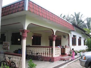 Rumah Arwah Pak Lang Kini