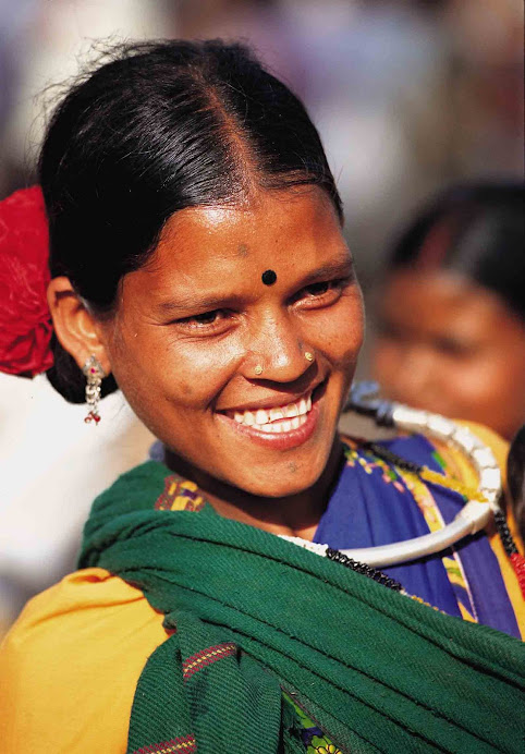 aadivasi woman