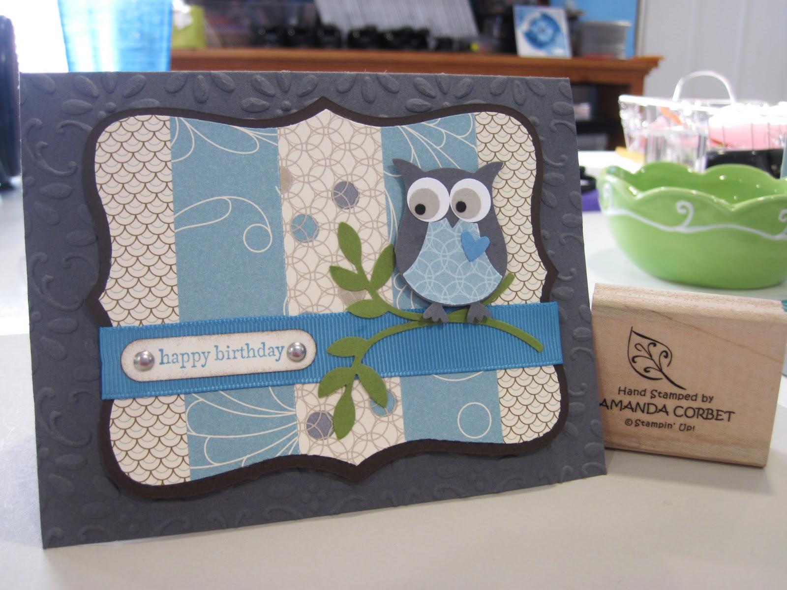 Owl Soiree