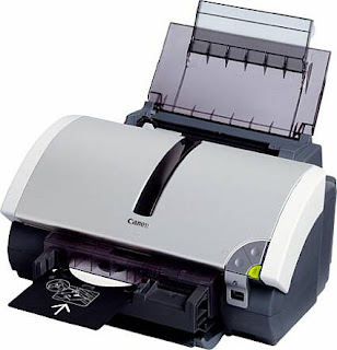 Fix Printer Error 5100 in a Canon I860