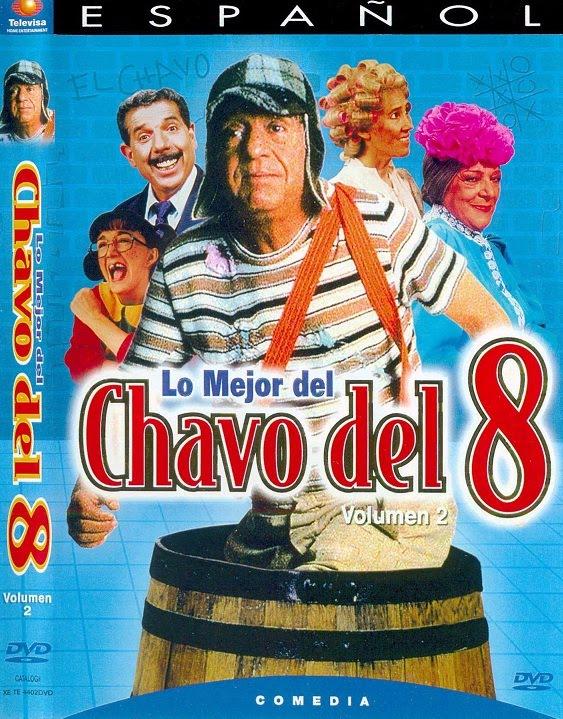 Lo Mejor Del Chavo Del 8: Volumen 2