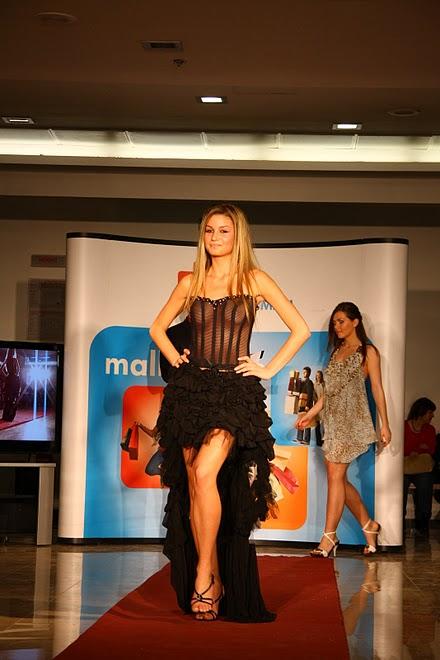 Prezentare Mures Mall-Multumim sprijinului acordat Agentiei de modele Malio!