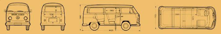 My 1972 Bus