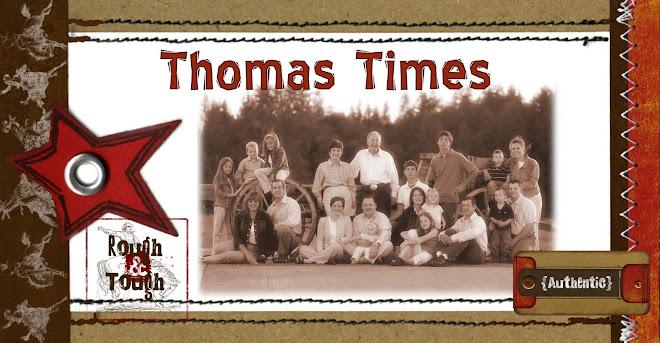 Thomas Times