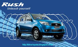 Dina - Tunas (Toyota Rush)