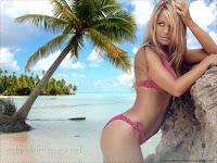 Europe bikini girls