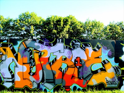 graffiti alphabet, graffiti art, denmark
