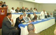 PRD escoge comisión dirigirá la convención del 12 de junio