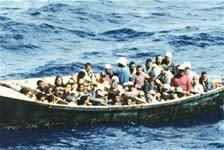 Aparece un segundo cadáver de seis desaparecidos en embarcación robada que naufragó