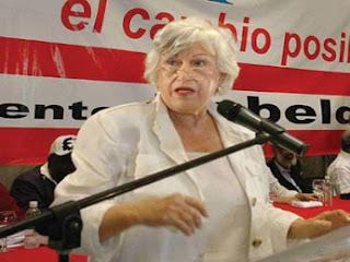 Ortiz Bosch advierte al PRD que debe recomponer su unidad