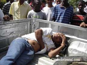 Robaban en el cementerio Cristo Salvador y por poco los linchan