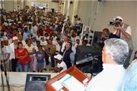 Vargas ratifica compromiso paritario con políticas en favor de la mujer