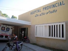 Hospital de Pedernales sin subvención desde hace seis meses