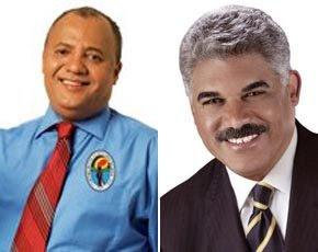 Domingo Batista va donde Miguel Vargas en busca de respaldo que no recibe