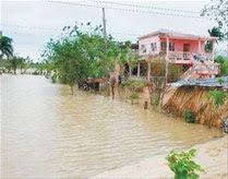 Alertan sobre inundaciones en ocho provincias de RD