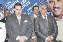 Gómez Casanova y siete legisladores se juramentan en el PRD