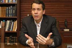 Jorge Mera descarta PRD se divida a causa convención