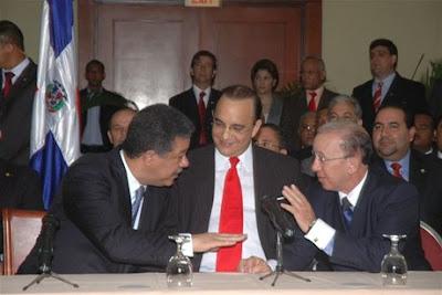 PLD cedería al PRSC 73 cargos electivos