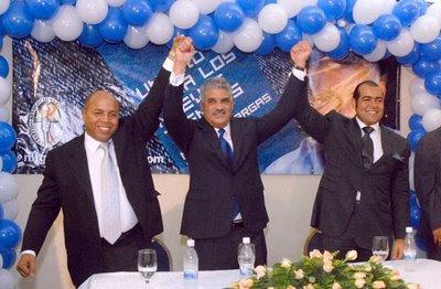 Pacheco a síndico con respaldo de Kalil Michel