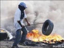 Protestas por apagones toman fuerza en DN y pueblos del país