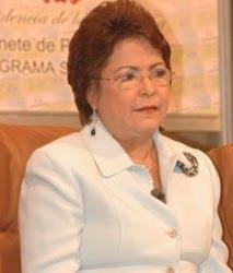 Germán dice no tiene que ver nada con candidatura de su esposo a senador SPM