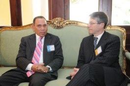 Procurador dominicano se reúne con viceprocurador de EE.UU.