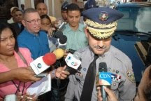 Jefe PN condena atentado contra fotorreportero; garantiza apresará a los responsables