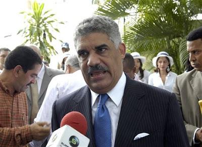 Miguel Vargas dice es inconcebible que el PRD no obtuviera un senador