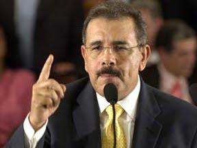 Danilo califica de extemporánea campaña política