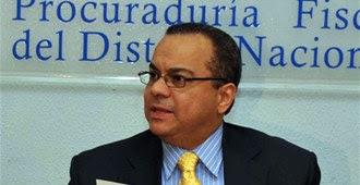 Moscoso Segarra revela investigan una persona por supuesta trama para matarlo