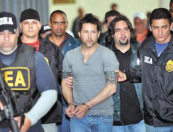 A Figueroa lo tenían en la mira desde el día antes de su captura