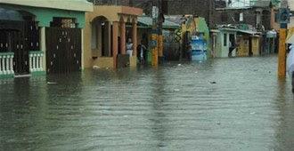 Hay 22 provincias en alerta, 6 mil 510 evacuados y 26 comunidades aisladas