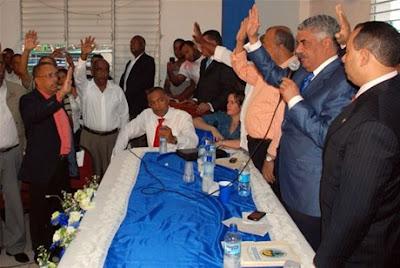 Vargas insiste necesidad  haya unidad en el PRD