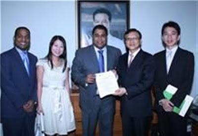 Ministerio Juventud enviará 28 jóvenes a Taiwán