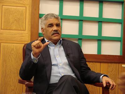 Vargas se extraña de que Hipólito rechace a jóvenes y mujeres en comisiones organizadoras