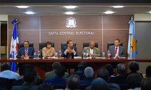 JCE anuncia preparativos para las elecciones del 2012