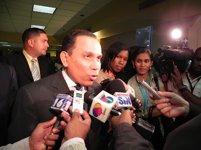 Procurador admite red de Figueroa sigue operando en RD