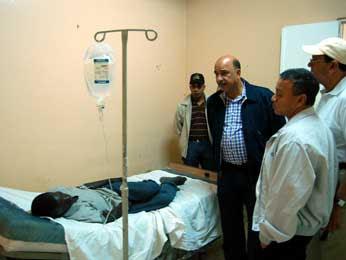 Se eleva a 120 el número de afectados por cólera en el país con 5 nuevos casos