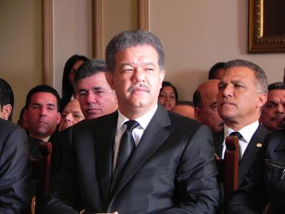 Leonel justifica cambio en el Tribunal Constitucional