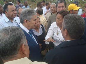 Otra vez prometen resolver problemas planta tratamiento Los Tres Brazos