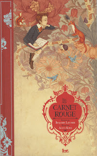 Le carnet rouge - Agata Kawa