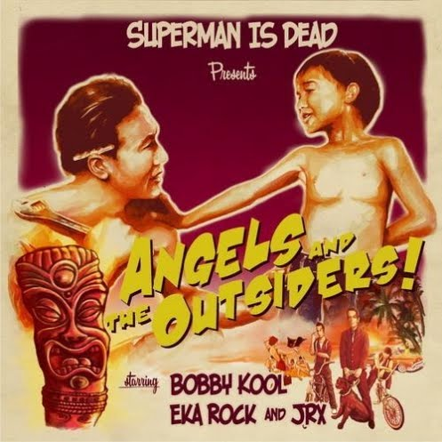 Angels The Outsiders Album