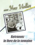 LE LIVRE DE LA SEMAINE AVEC YVES VIOLLIER SUR RCF VENDEE