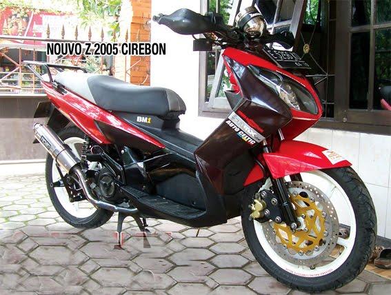 New Brand Of Motorcycle Modifikasi Yamaha Nouvo Z 2005