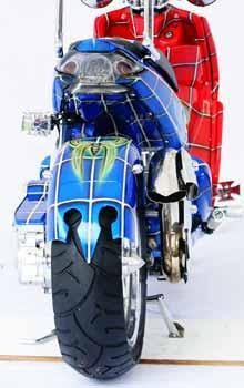 Modification Yamaha Mio