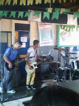 Alunos do Colegio Estadual Ismael Silva de Jesus
