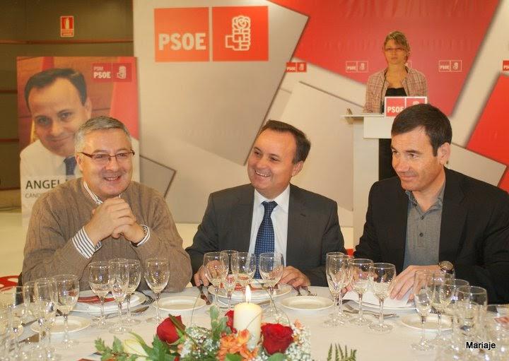 Blanco y Viveros firmaron el acuerdo